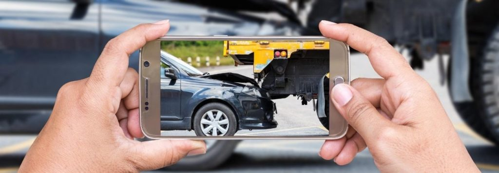 smartphone collision repair estimate-northumberland-pa