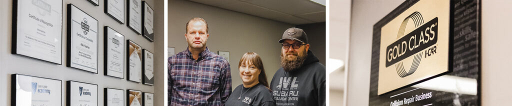 Meet the Staff at W&L Collision Center