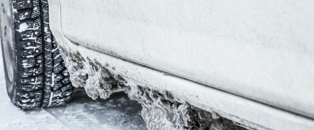 5 Ways to Deal With Salt Damage